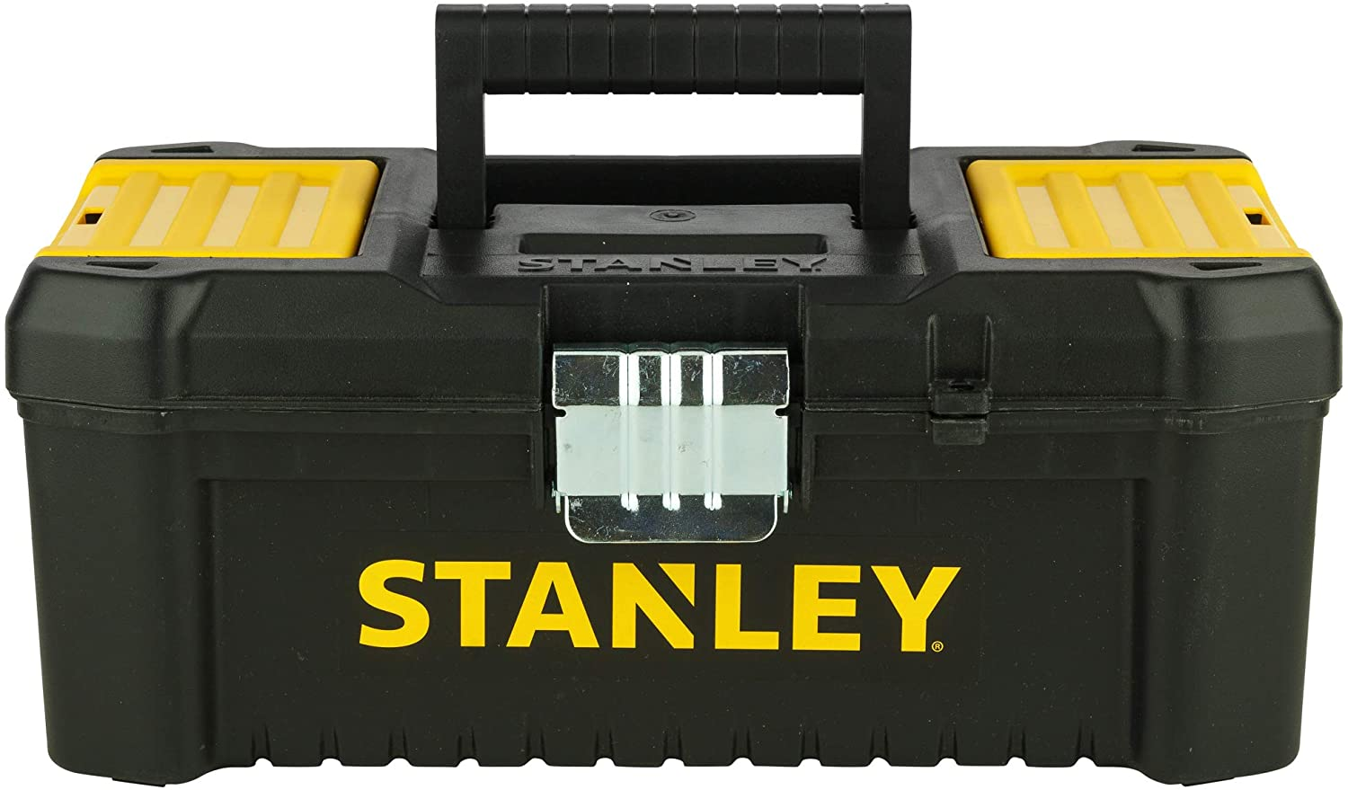 STANLEY STST1-75515 12.5'' Essential Tool Box with Metal Latch