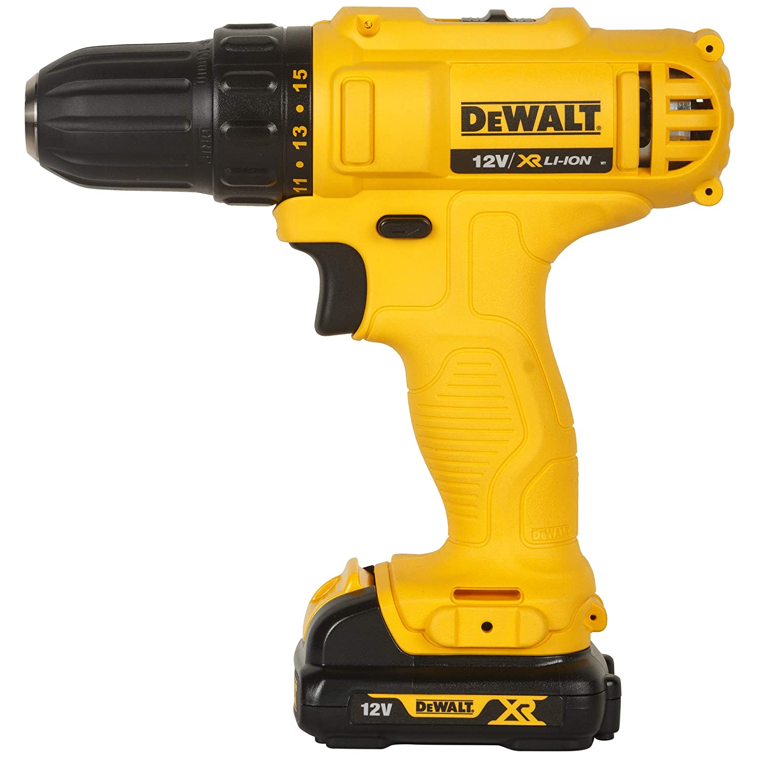 10.8V, 1.3Ah, 10mm, Drill Driver (with 109 PCs Accessory Kit)