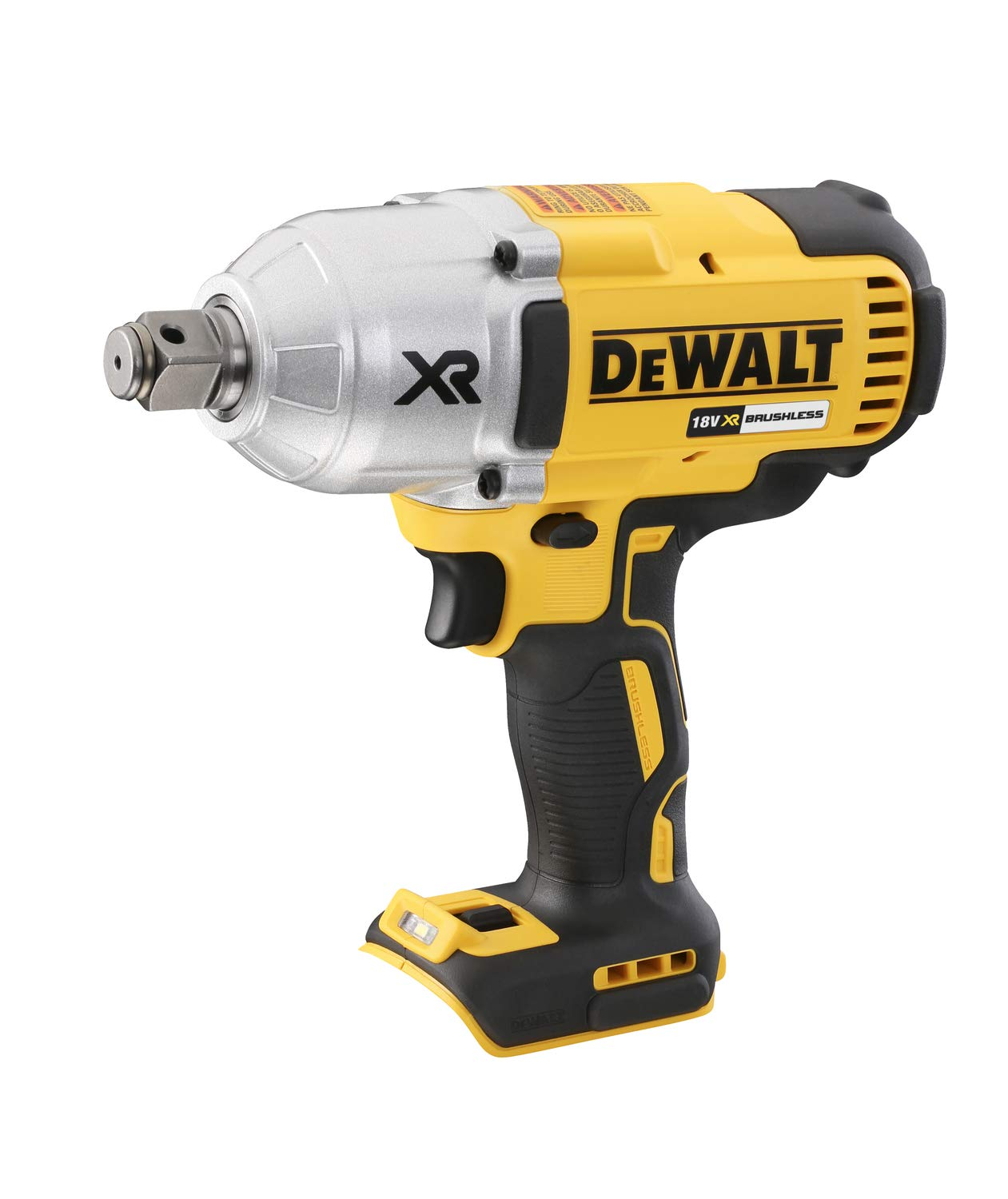 18V, 950Nm, High Torque Impact Wrench, BL, 3/4ʺ (Bare)