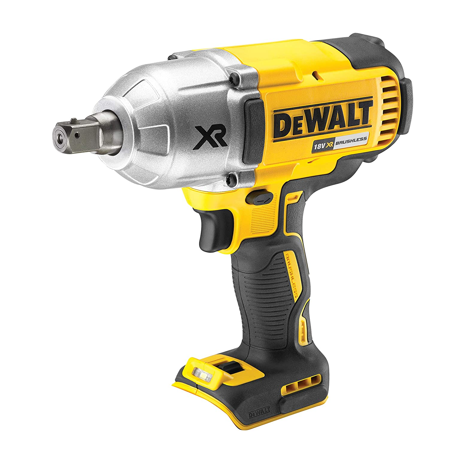 18V, 950Nm, High Torque Impact Wrench, BL,  1/2ʺ, Bare