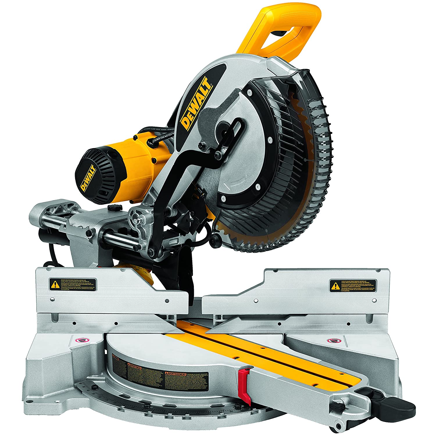 305mm Compound Slide Mitre Saw with variable speed
