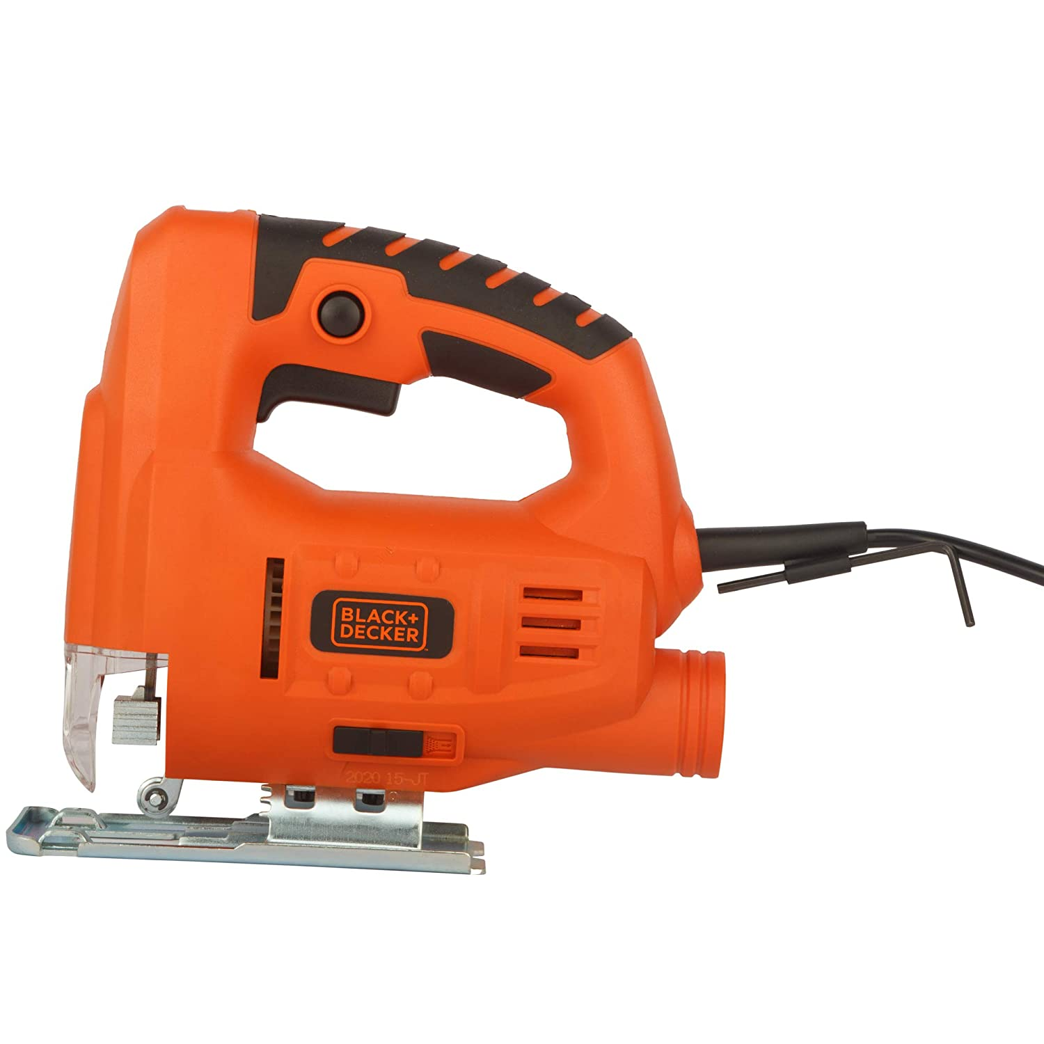 BLACK+DECKER JS20 400W Variable Speed Jigsaw with No blade included,JS20
