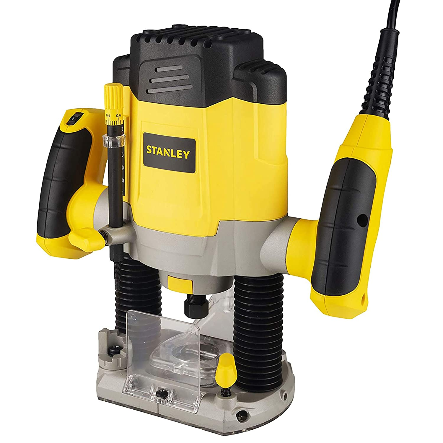 1200W Variable Speed Plunge Router